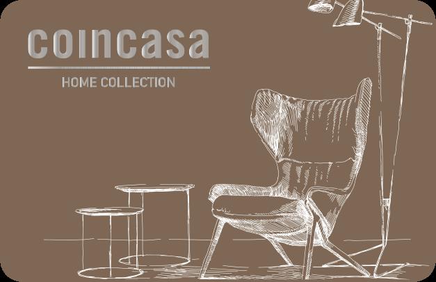 It acquires a giftcard coincasa for Coin arredamento