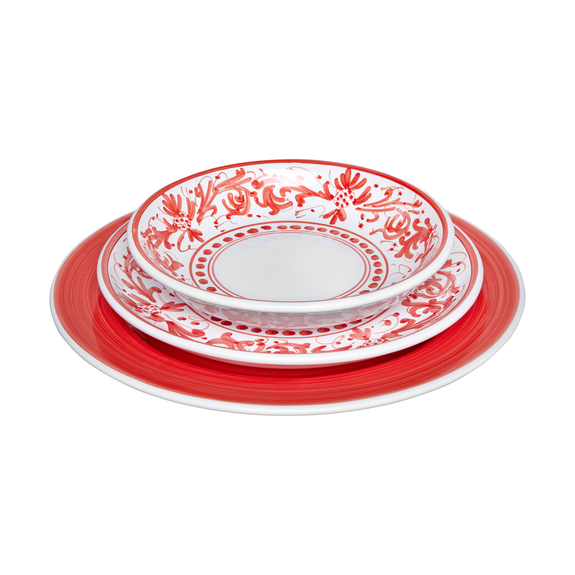 Decorated Sicilian ceramic tableware range  sc 1 st  Coincasa : sicilian dinnerware - Pezcame.Com