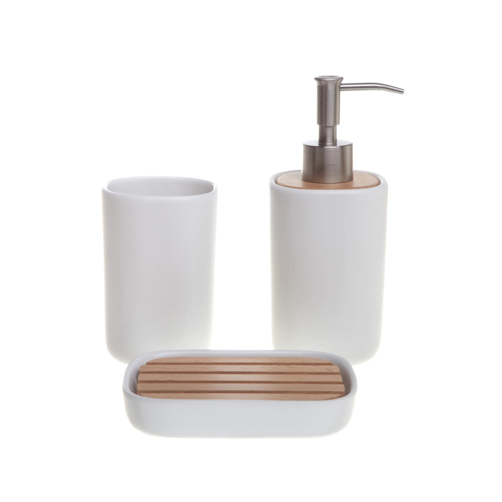 Set bagno ceramica loft - coincasa