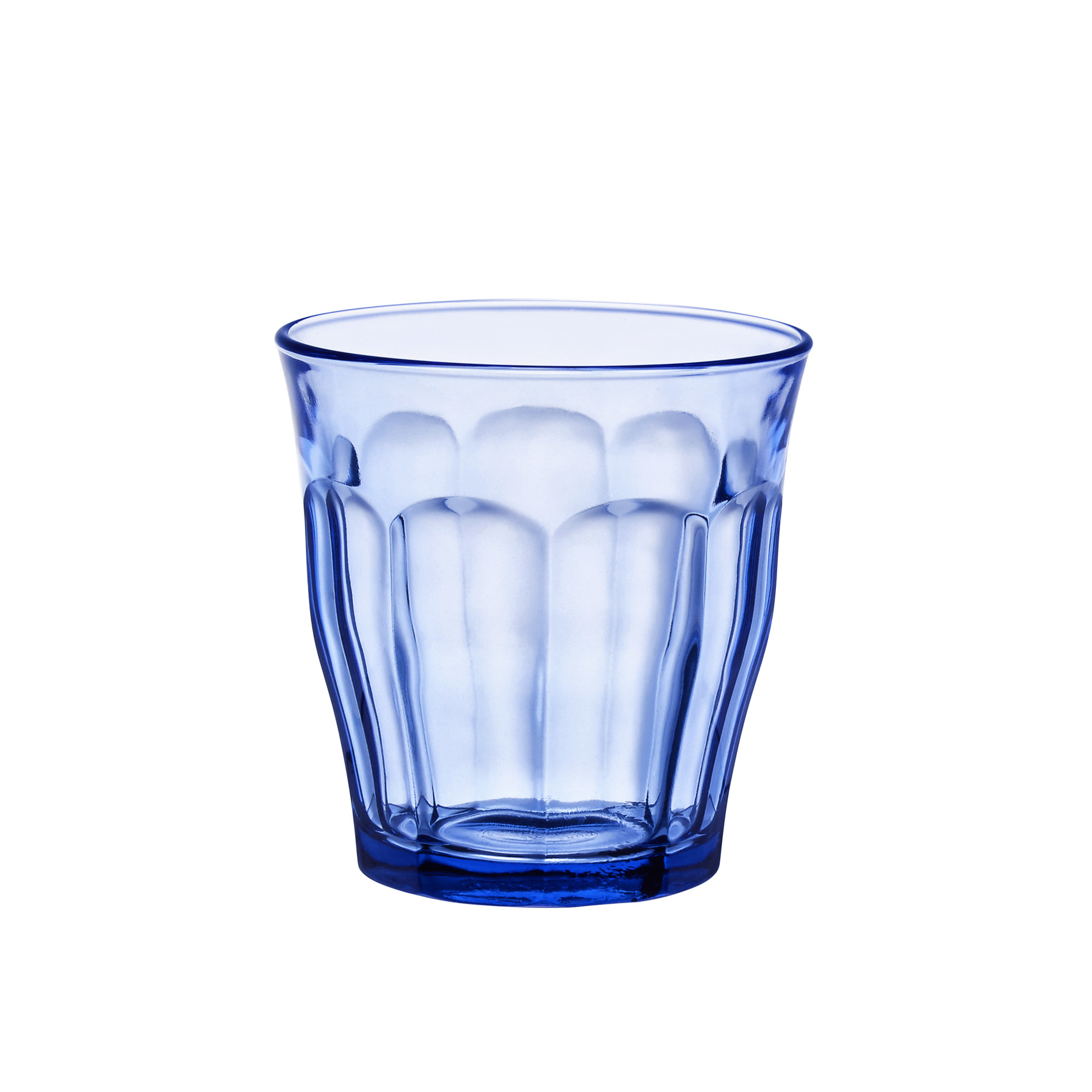 bicchiere in vetro colorato coincasa