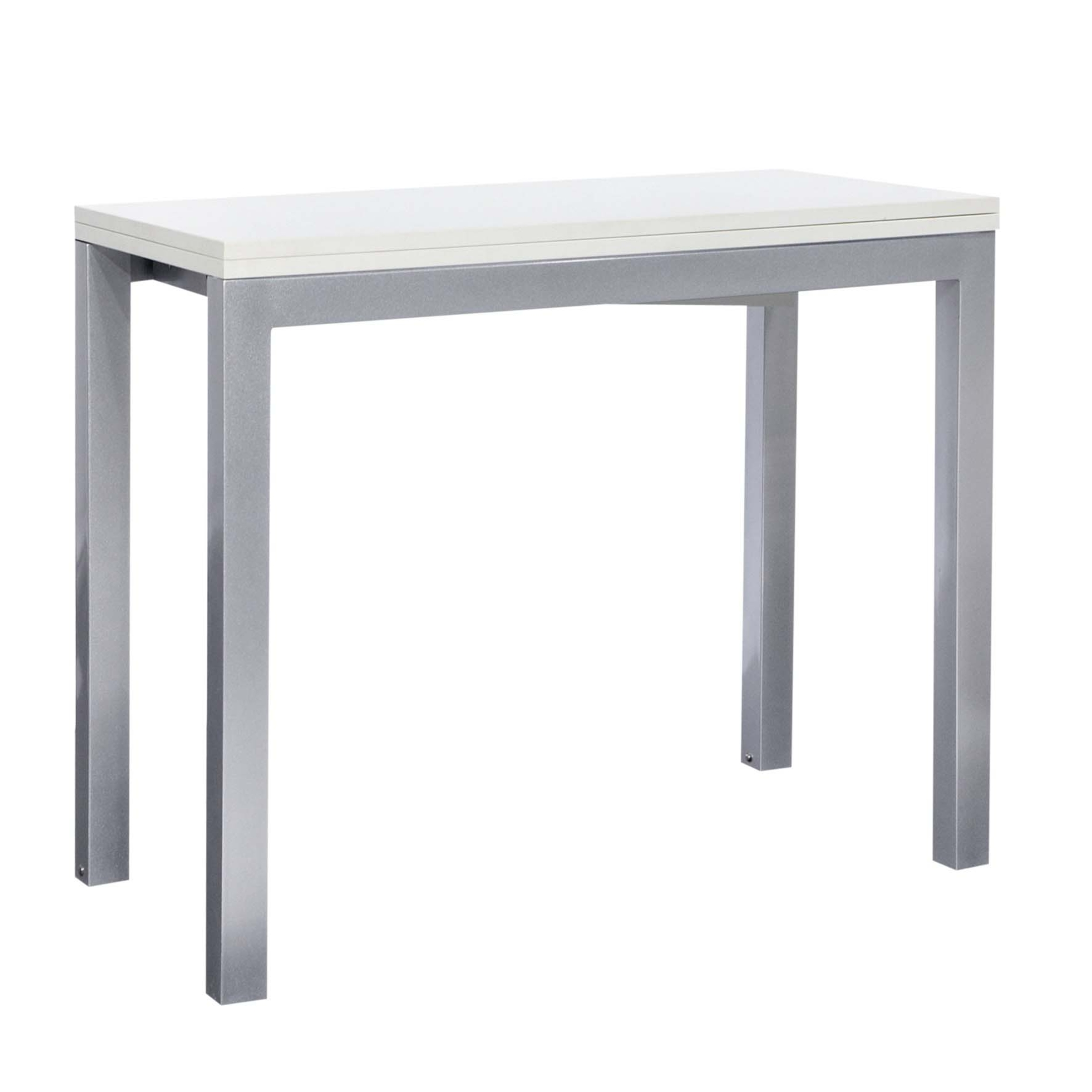 Console convertible table ikea maison design for Ikea table convertible