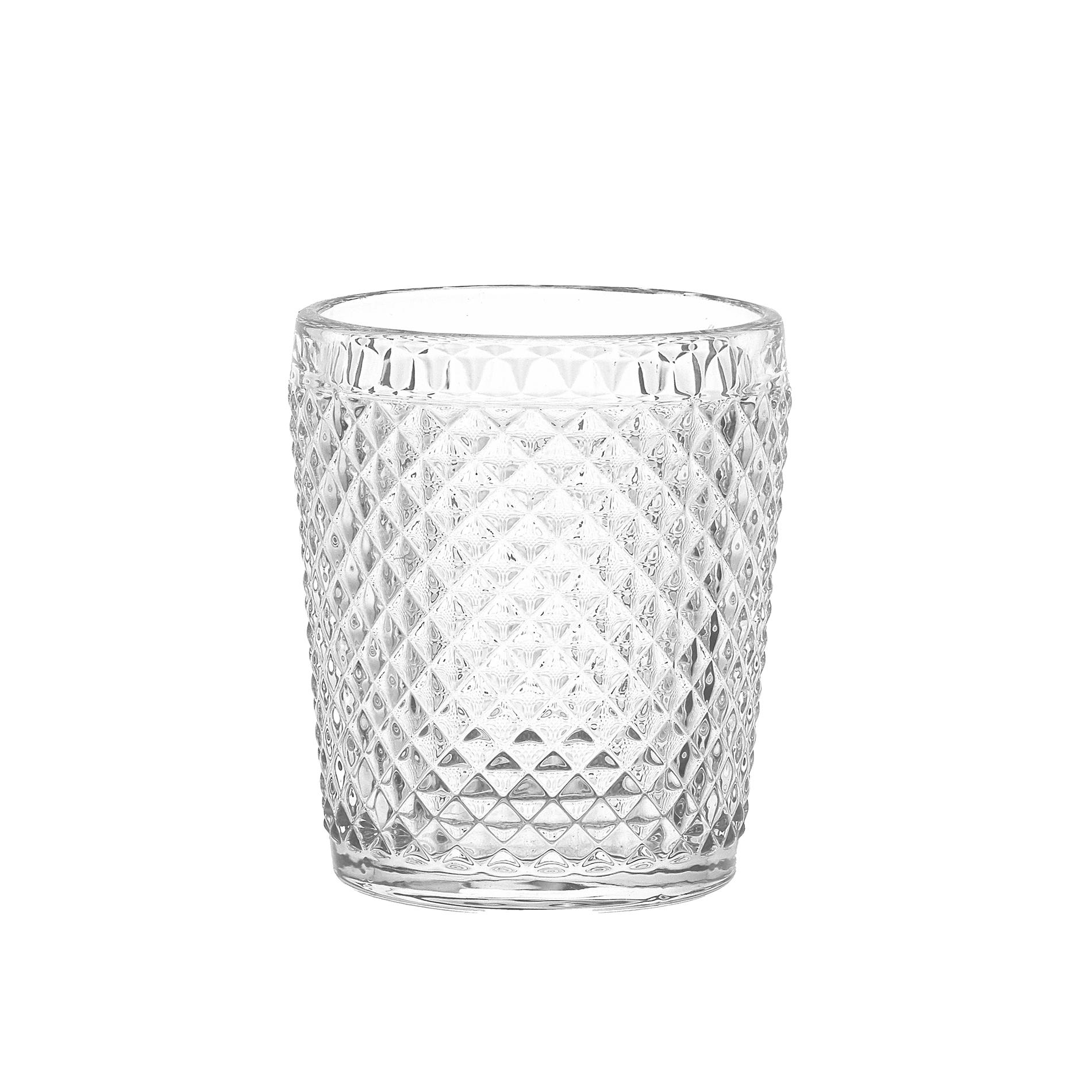 Bicchiere acqua vetro sfaccettato coincasa - Coincasa bicchieri ...