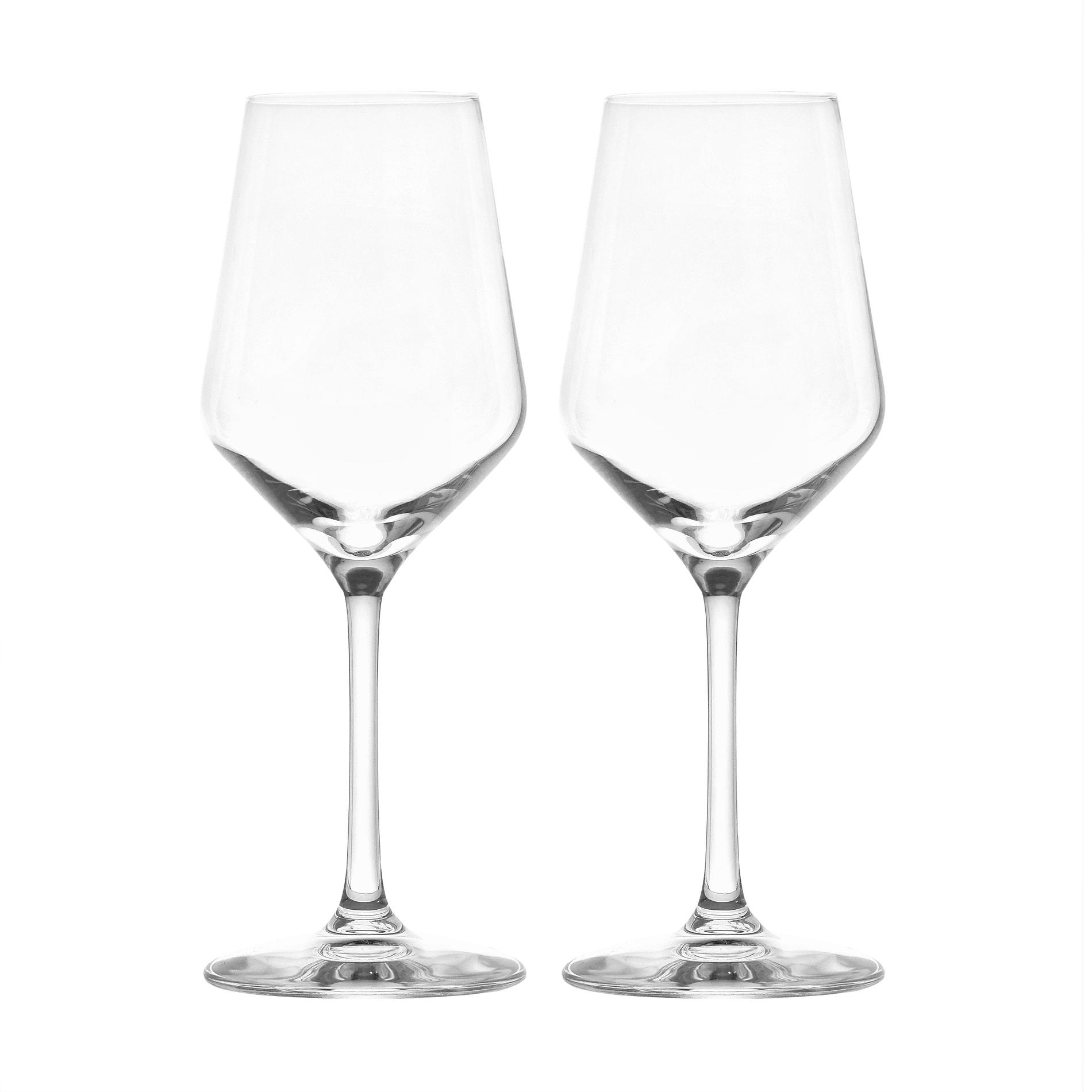 Set 2 calici vino bianco in vetro coincasa - Coincasa bicchieri ...