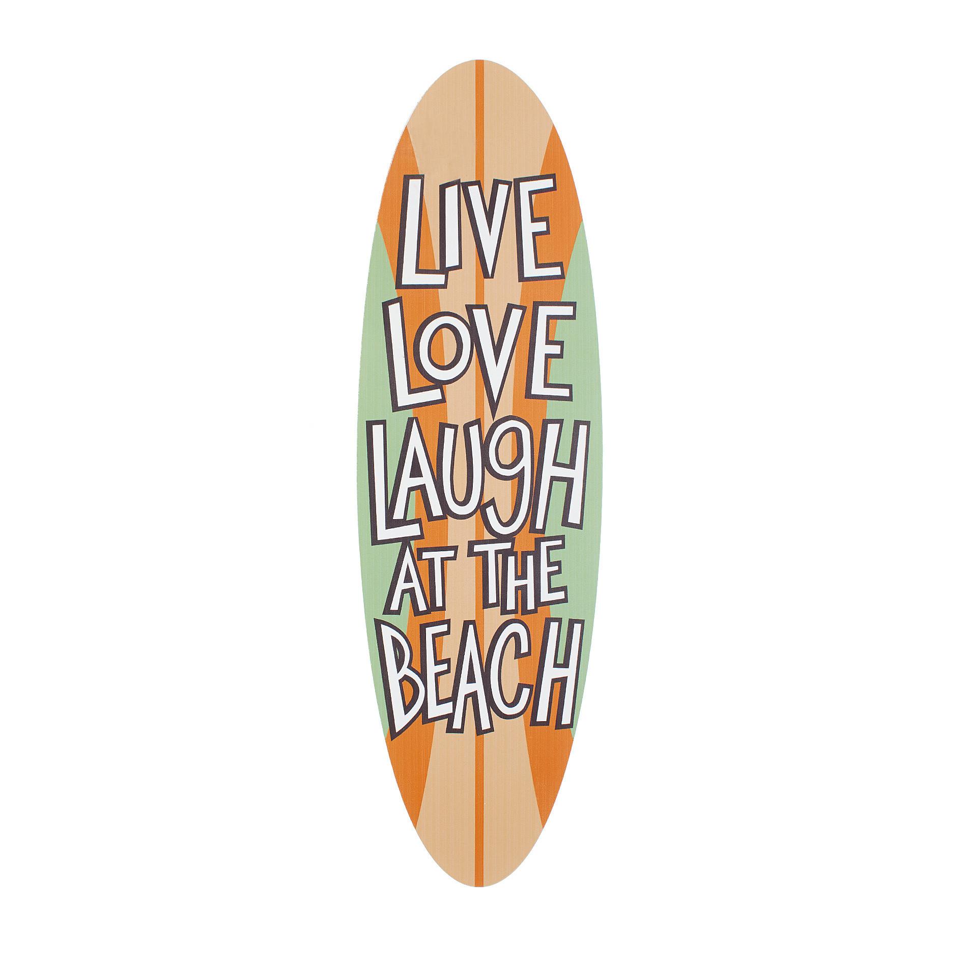 Decorative surfboard - coincasa