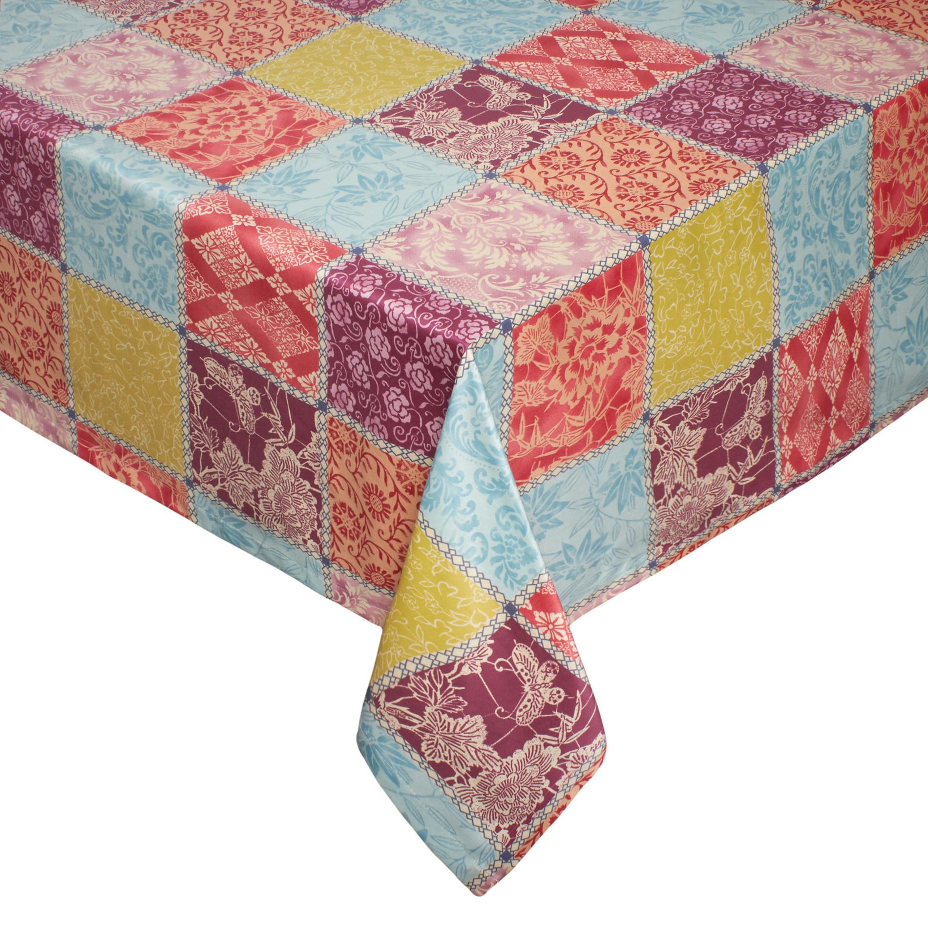Tovaglia puro cotone patchwork raffinato coincasa - Saldi coin casa ...