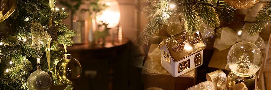 Addobbi natalizi e decorazioni natalizie coincasa - Addobbi tavola di natale ...