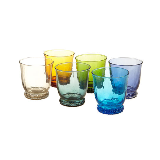 Coloured glass