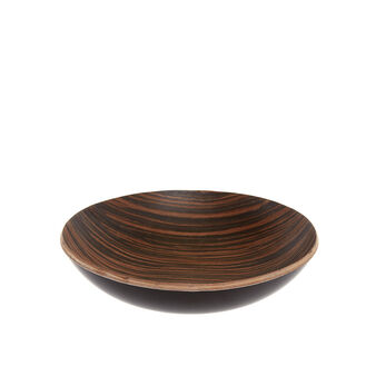 Willow wood bowl
