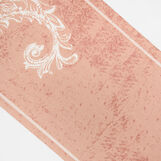 100% cotton table runner with maxi paisley print
