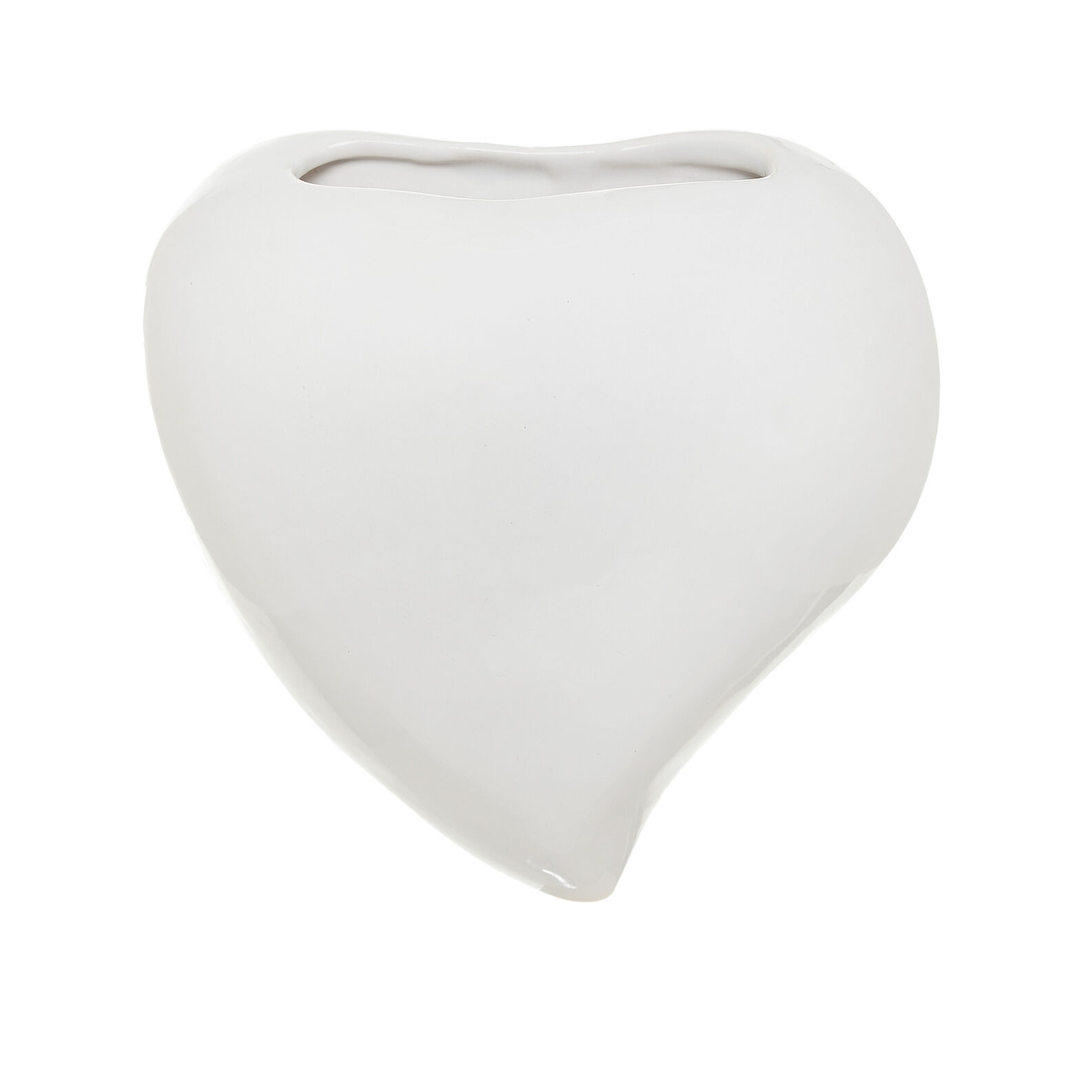 Heart-shaped ceramic humidifier