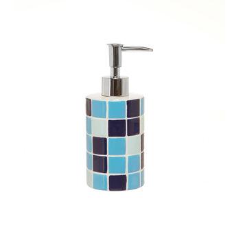 Mosaic-effect dispenser