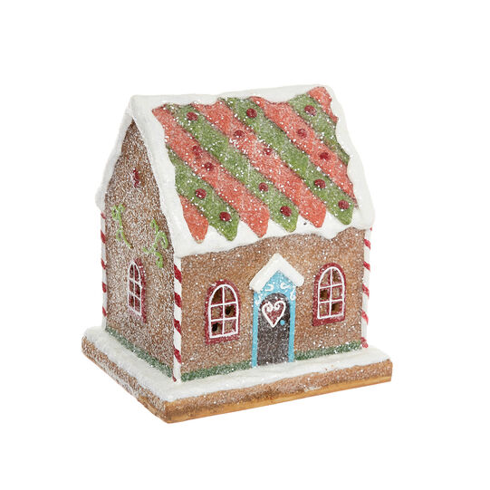 Hand-finished decorative house