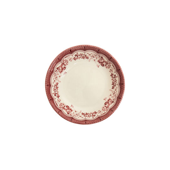 Victoria small ceramic bowl with floral decoration