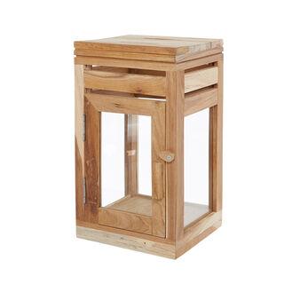 Lanterna legno di teak