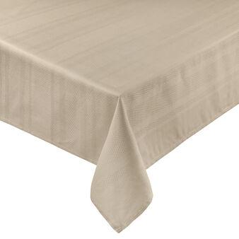Zefiro 100% Egyptian cotton water-repellent tablecloth