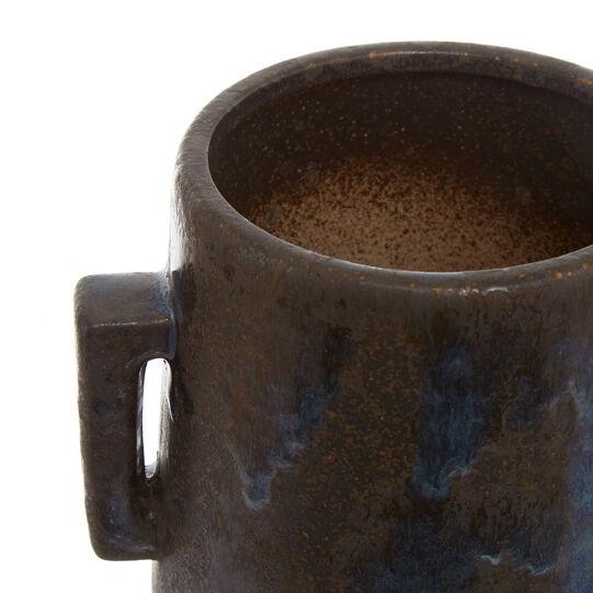 Small handmade decorative ceramic bowl