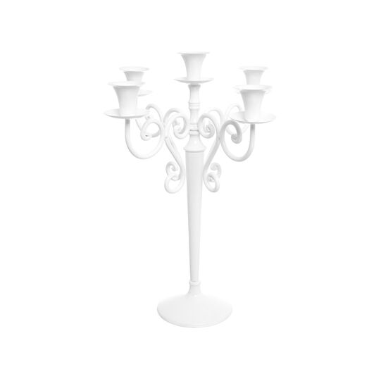 Candlestick with five lights