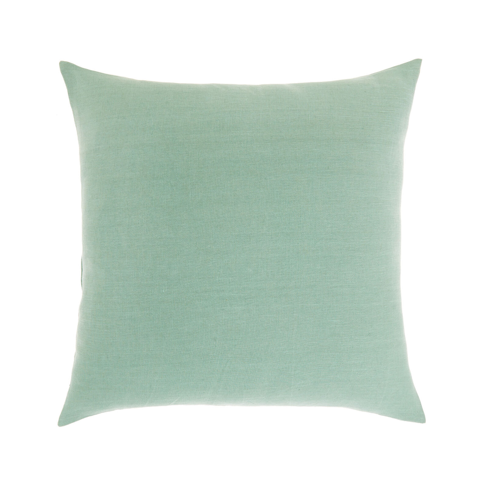 Natural colour 100% linen cushion cover 45x45cm