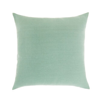 Solid colour 100% linen cushion cover 45x45cm