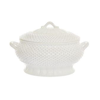 Zuppiera in ceramica Isabel