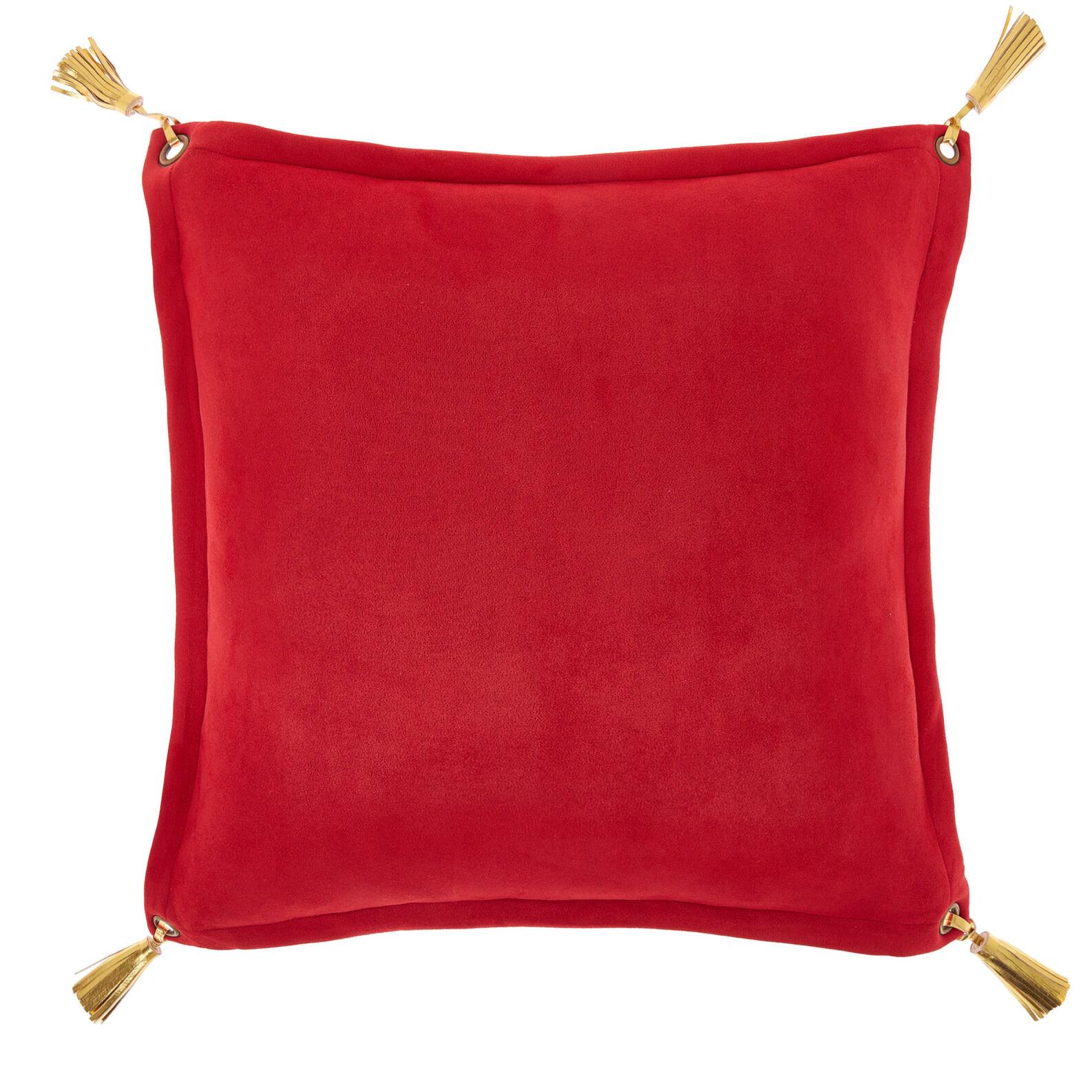 Velvet cushion 45x45cm