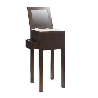 Eva dressing table and stool