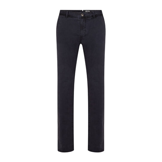 Chino trousers in stretch fabric