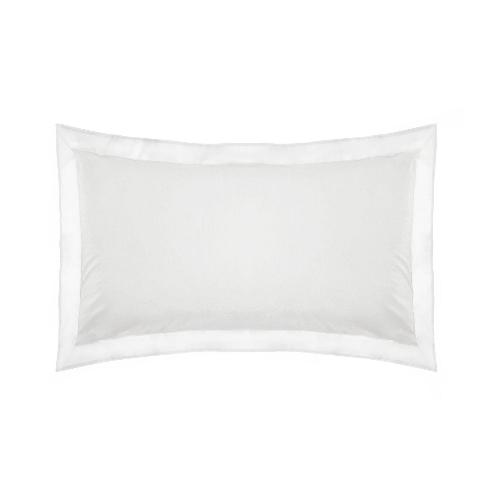 Portofino pure cotton pillowcase with flywheels