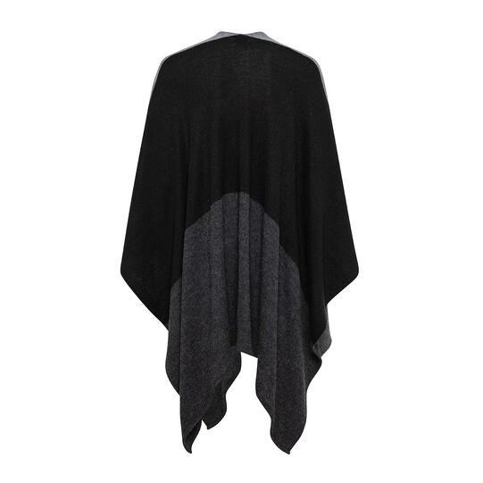 Koan color block cape