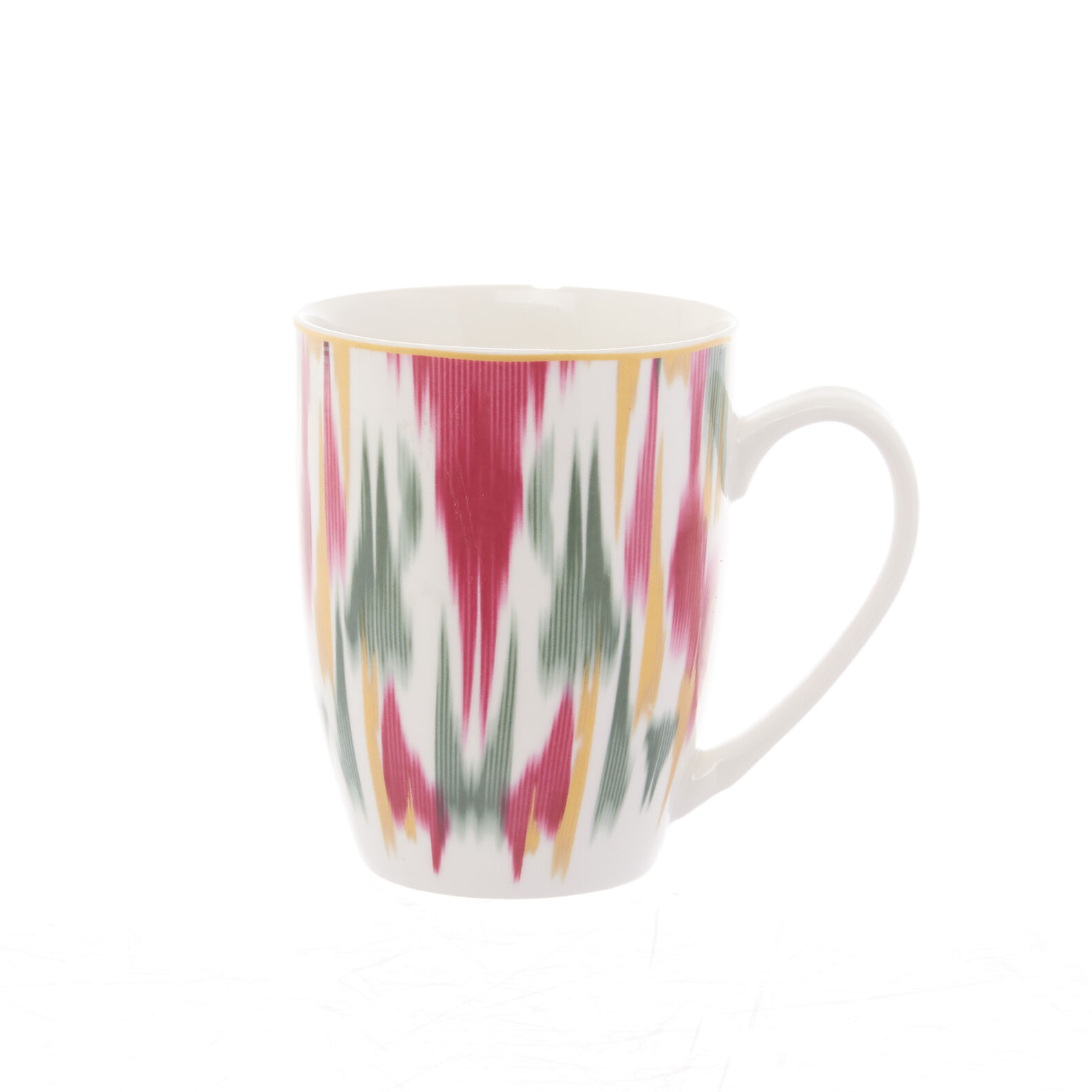 Mug new bone china motivo ikat