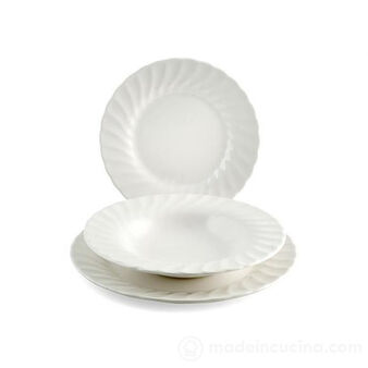 Set 18 piatti ceramica Chelsea