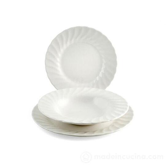 Set of 18 ceramic Chelsea plates