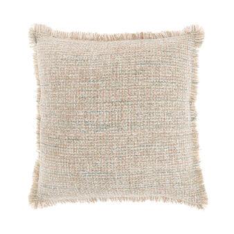 Bouclé cushion 43x43cm