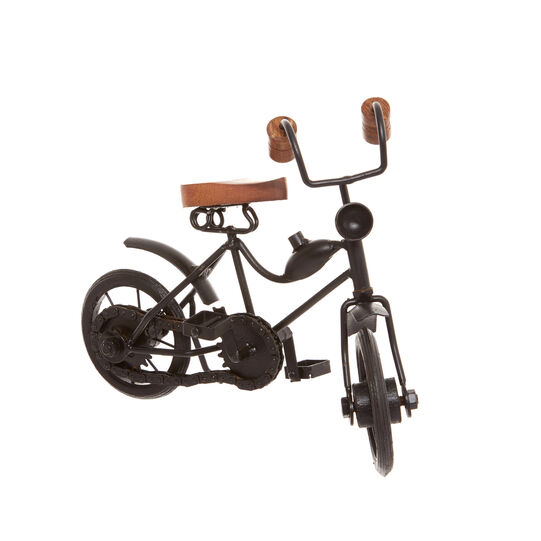 Handmade decorative model bicycle