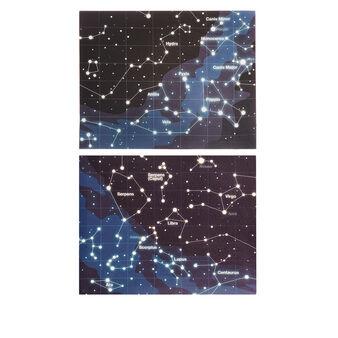 LED lighting constellations framework