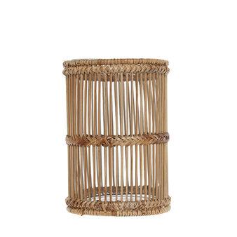 Antivento bamboo e rattan intrecciati a mano