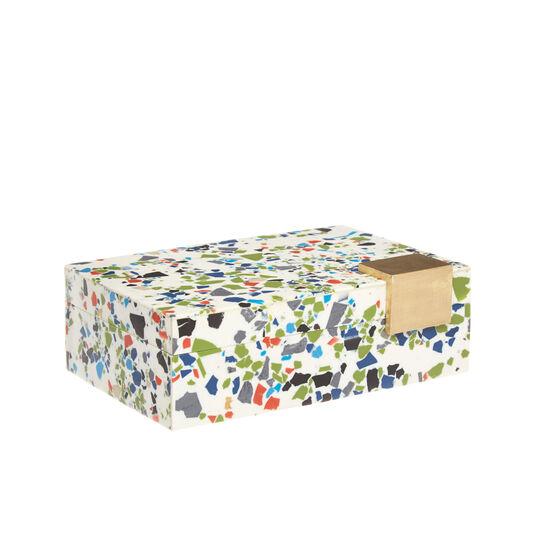 Box portagioie fatto a mano