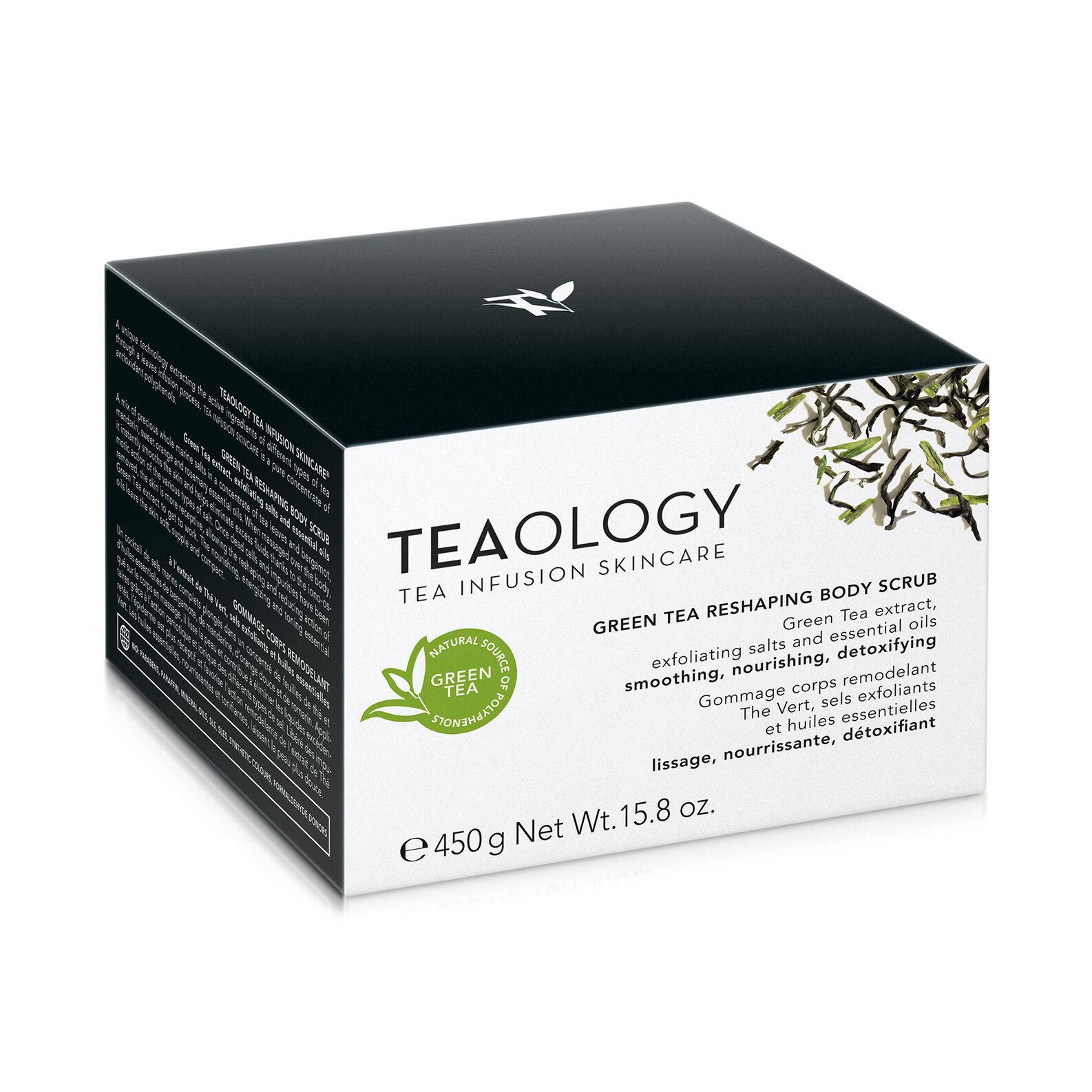 Green Tea  Body Scrub Rimodellante 450 gr