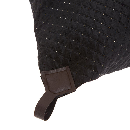 Quilted floor cushion 60x60cm