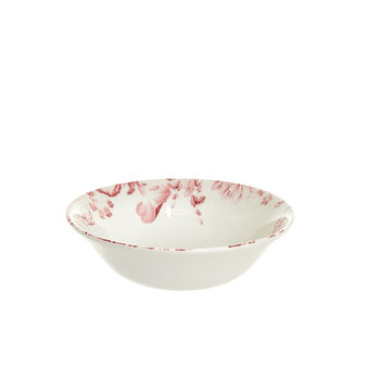 Blooms small ceramic bowl