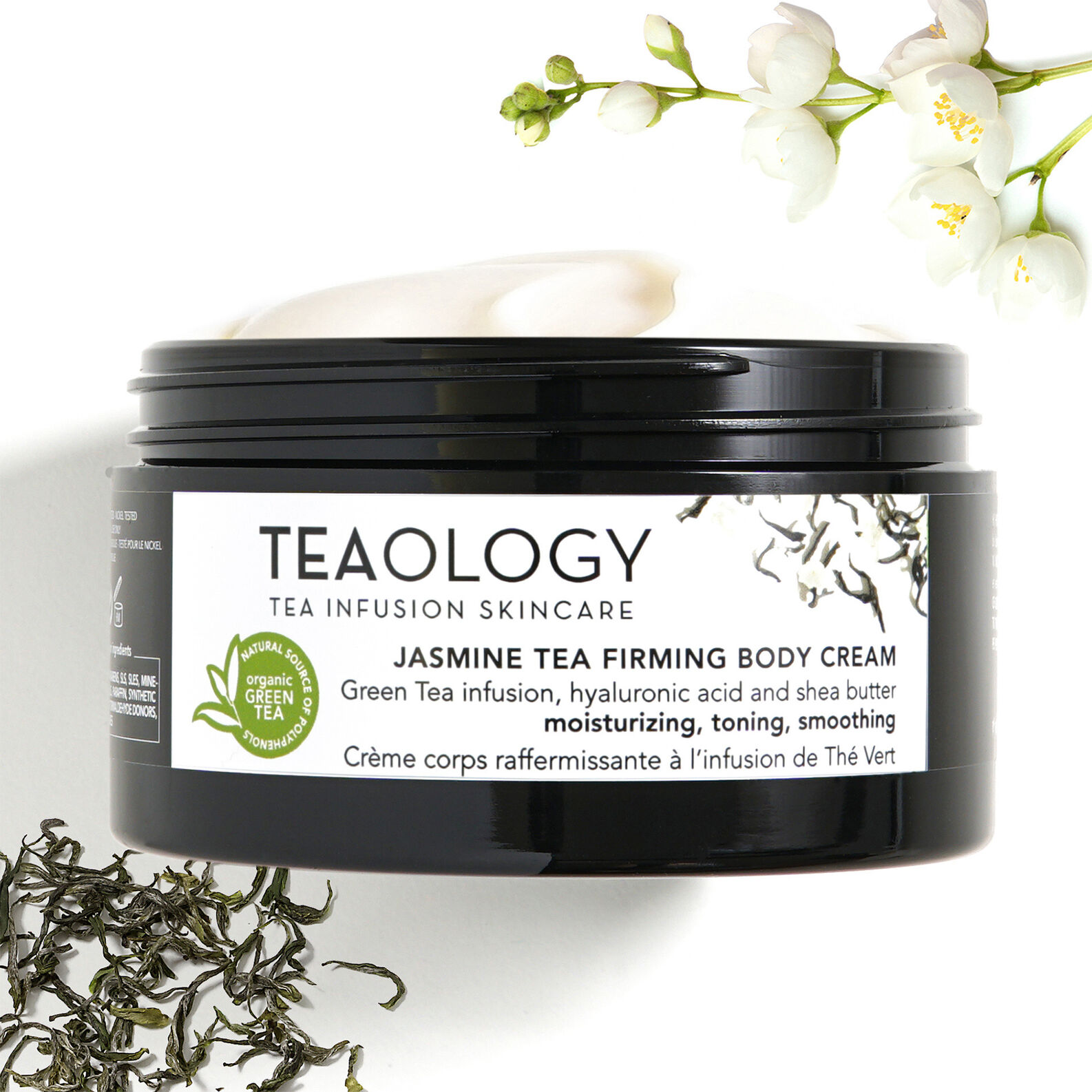 Jasmine Tea Body Cream Rassodante 300 ml