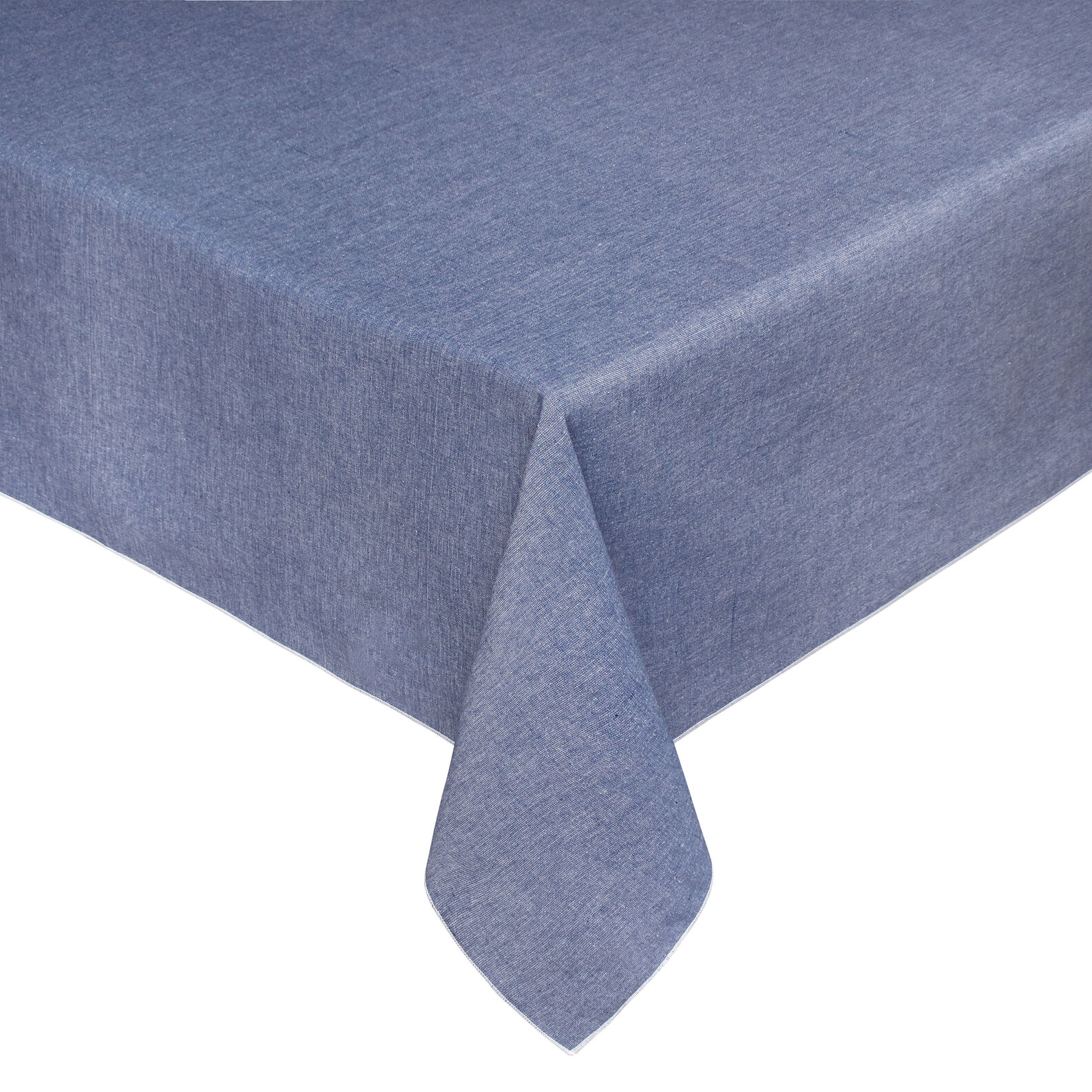 100% cotton mélange tablecloth