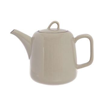 Teiera in ceramica dura lucida