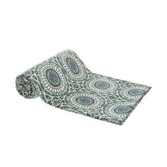 100% cotton caleido print furnishing cloth