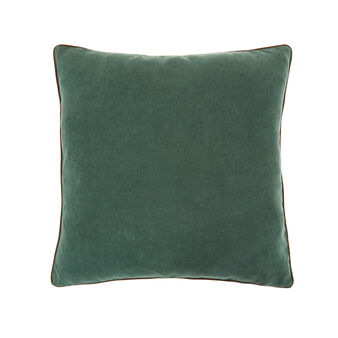 Solid colour fabric cushion (50x50cm)