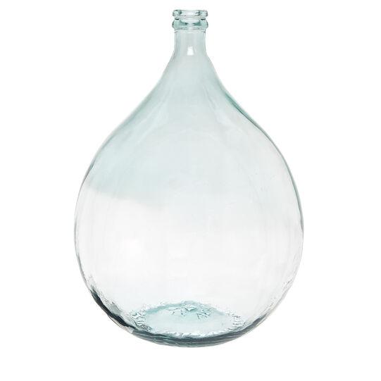 Vaso in vetro riciclato