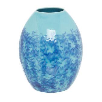 Portuguese artisanal ceramic vase
