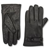 Luca D'Altieri genuine leather gloves