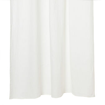 Pure linen curtain