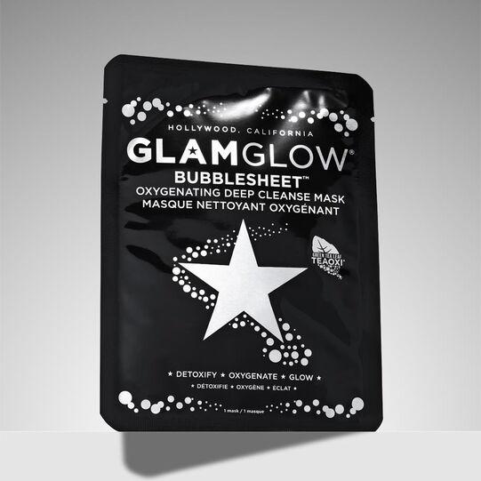 Glamglow oxygenating deep cleanse mask